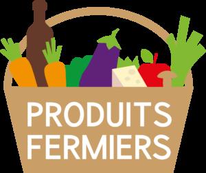 panier de produits fermiers